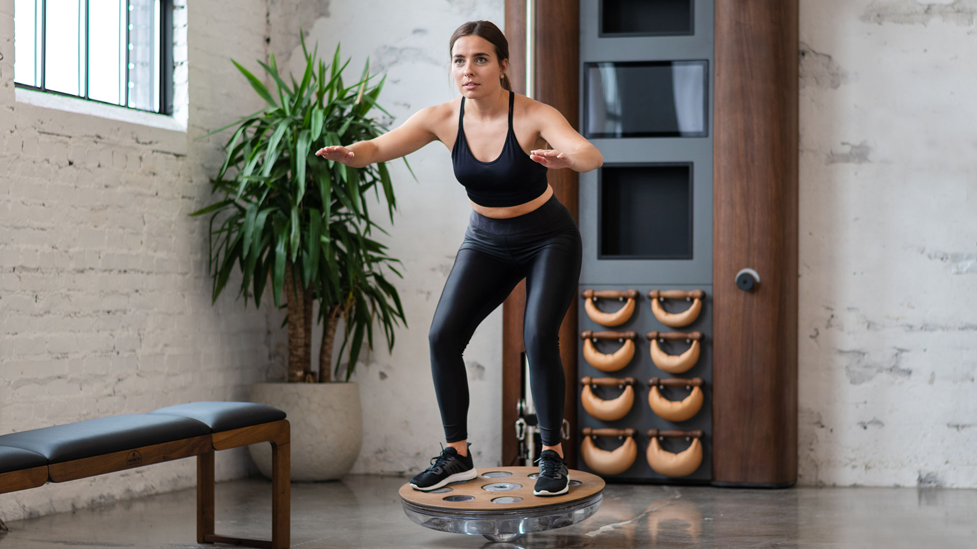 NOHrD WaterRower EAU-me Board Balanceboard